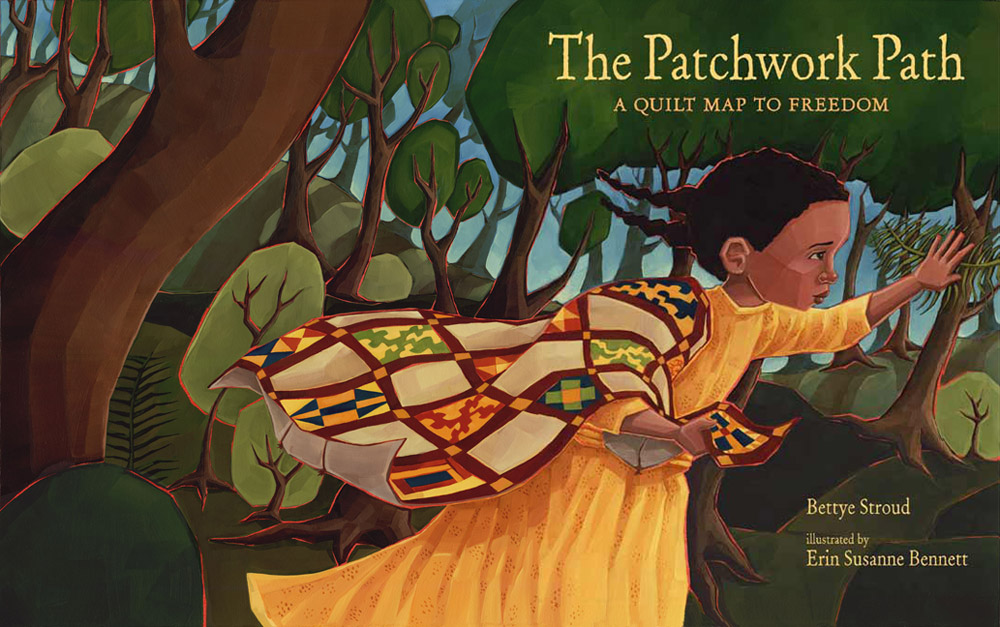 Patchwork Path (full cover spread)