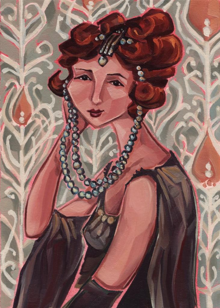 Bead Lady
