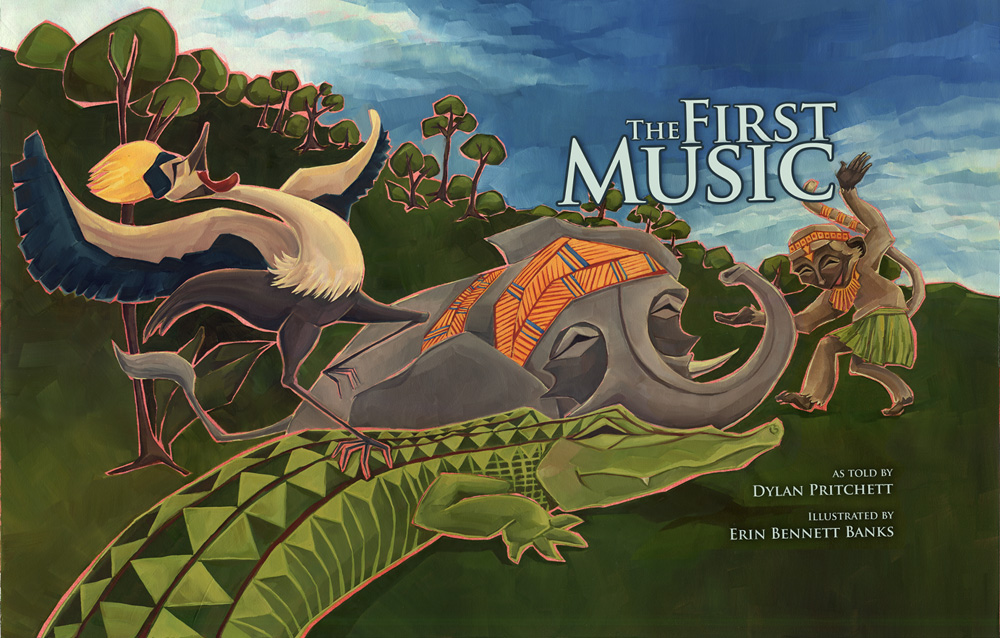 First Music (full cover spread)