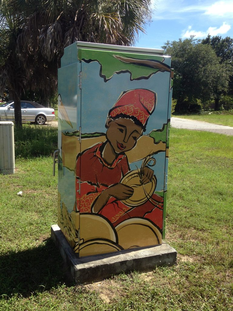 Traffic Box Art