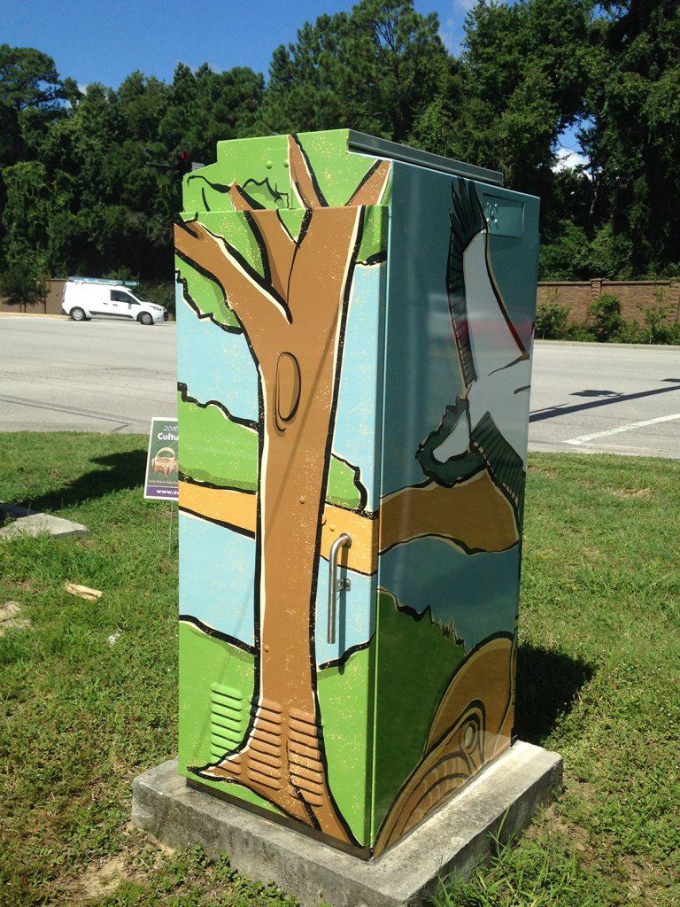 Traffic-Box-Art_tree